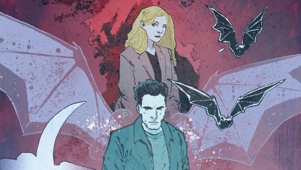 'Angel & Spike #14:' Advance Comic Book Review