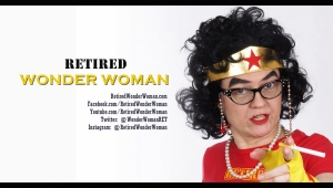 Wonder Woman Wednesday: An Interview with Retired Wonder Woman