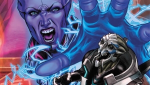 'Mass Effect: Discovery #3' - Advance Comic Book Review
