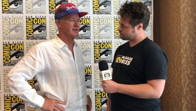 SDCC 2018: Fanbase Press Interviews Marc McClure on Portraying Jimmy Olsen, 'Supergirl' (1984), and More
