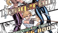 'Danger Girl: Permission to Thrill - Coloring Book' - Trade Paperback Review