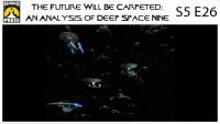 The Future Will Be Carpeted: An Analysis of 'Deep Space Nine (S5E26)'
