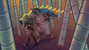 'Ether: The Disappearance of Violet Bell #3' - Advance Comic Book Review