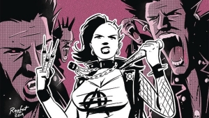 'No Heroine #1:' Advance Comic Book Review