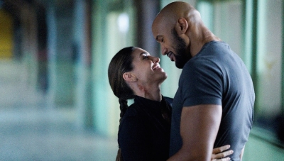 WonderCon 2017: Henry Simmons and Natalia Cordova-Buckley on AGENTS OF S.H.I.E.L.D. S4