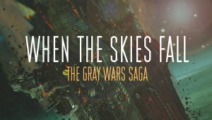 California Coldblood Books Releases an Exclusive Advance Preview of 'When the Skies Fall'