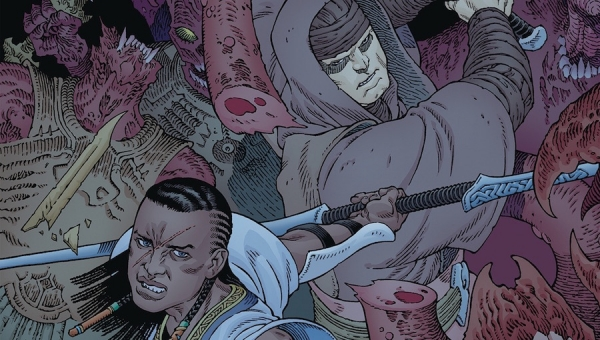 'Sword of Ages #2:' Advance Comic Book Review