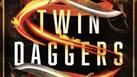 Fanbase Press Interviews MarcyKate Connolly on the Release of the YA Novel, 'Twin Daggers,' from Blink