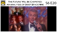 The Future Will Be Carpeted: An Analysis of 'Deep Space Nine (S6E20)'