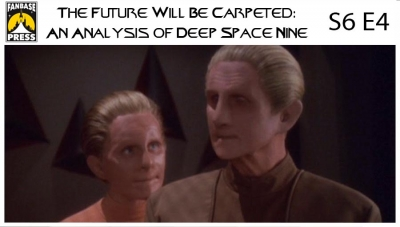 The Future Will Be Carpeted: An Analysis of 'Deep Space Nine (S6E4)'