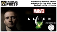 Fanbase Feature: An EXCLUSIVE Interview with Writer Phillip Kennedy Johnson on Crafting the First 'Alien' Story from Marvel Comics