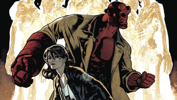'Hellboy and the B.P.R.D: The Seven Wives Club' - Comic Book Review