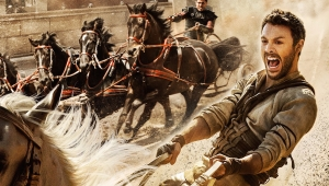 'Ben-Hur:' Film Review (Chariots for the Gods)