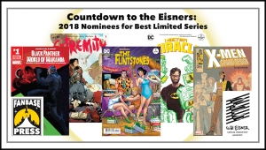Countdown to the Eisners: 2018 Nominees for Best Limited Series