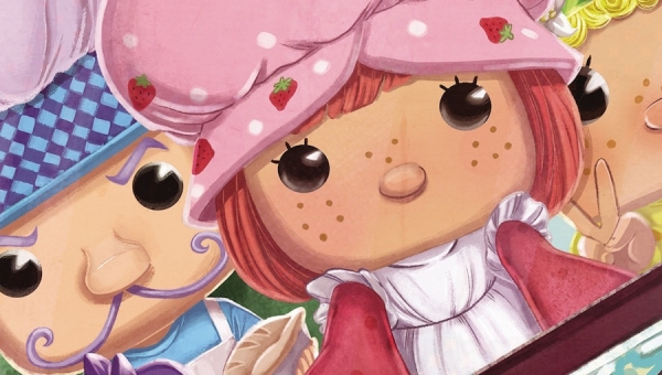 'Strawberry Shortcake: Funko Universe' - Advance Comic Book Review