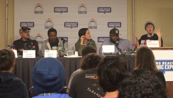 Long Beach Comic Expo 2017: Writer Seeking Artist - Finding and Maintaining a Healthy Collaboration - Panel Coverage