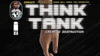 'Think Tank: Creative Destruction #4' - Comic Book Review