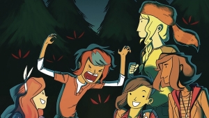'Lumberjanes: Campfire Songs' - Trade Paperback Review