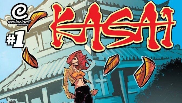'Kasai #1: The Homecoming' - Comic Book Review