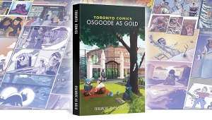 #CrowdfundingFridays: 'Toronto Comics: Osgoode As Gold'