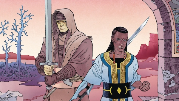 'Sword of Ages #3:' Advance Comic Book Review