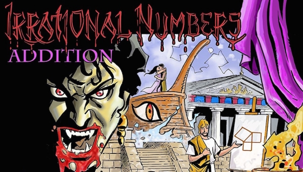 'Irrational Numbers #0: Addition' - Graphic Novel Review