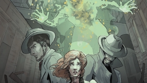 'Boston Metaphysical Society: The Spirit of Rebellion' - Comic Book Review