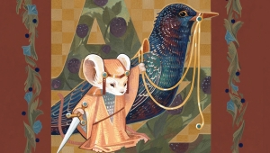 'Mouse Guard Alphabet Book:' Hardcover Review