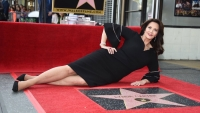 Wonder Woman Wednesday: Lynda Carter Grabs Her Star on the Walk of Fame