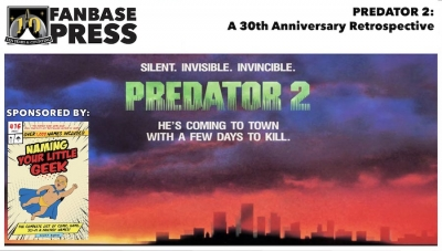 Fanbase Feature: 30th Anniversary Retrospective on 'Predator 2' (1990)