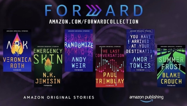 The Impact of Audio: A Review of 'Forward: Stories of Tomorrow'