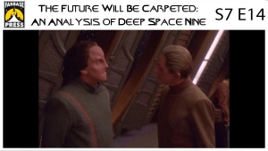 The Future Will Be Carpeted: An Analysis of 'Deep Space Nine (S7E14)'