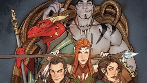 'Critical Role: Vox Machina Origins - Volume 1' - Advance Trade Paperback Review