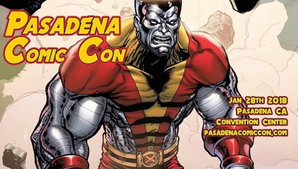 Join Fanbase Press & Southern California's Indie Creators for Pasadena Comic Con 2018