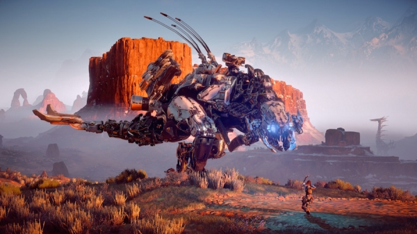 Post-Apocalypse, Post-Race: Cultural Erasure in 'Horizon: Zero Dawn'