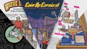 SDCC 2019: Comic Artist and Professor Ryan Claytor on 'Coin-Op Carnival'