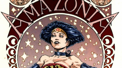 Wonder Woman Wednesday: An Interview with Phil Winslade on 'Wonder Woman: Amazonia'