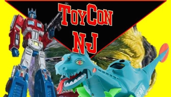 New Jersey Hosts ToyConNJ 2016 - Event Coverage