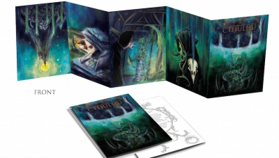'H. P. Lovecraft's The Call of Cthulhu: Concertina Book' - Advance Graphic Novel Review
