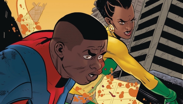 'The Quantum Age: From the World of Black Hammer #6' - Advance Comic Book Review