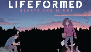 'Lifeformed: Volume 2 - Hearts and Minds' - Advance Trade Paperback Review