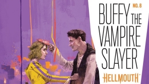 'Buffy the Vampire Slayer #8:' Advance Comic Book Review
