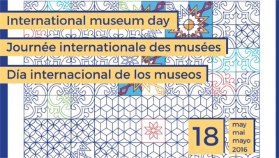Happy International Museum Day 2016!