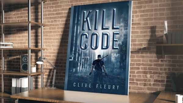 Fanbase Press Interviews Clive Fleury on the New Novel, 'Kill Code'