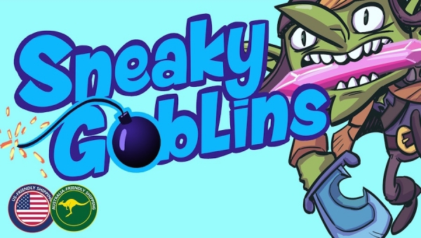 Fanbase Press Interviews René Pfitzner on the Graphic Novel, 'Sneaky Goblins'