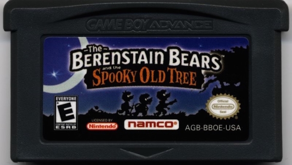 Halloween Retrogaming: 'The Berenstain Bears and the Spooky Old Tree'