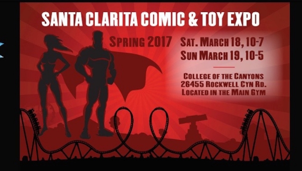 Join Fanbase Press & LA's Indie Creators for Santa Clarita Comic & Toy Expo 2017
