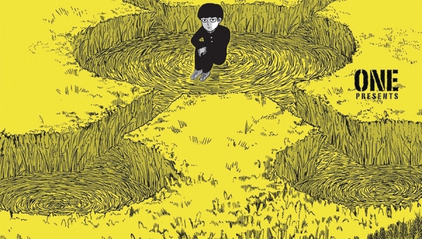 'Mob Psycho 100 Volume 2:' Advance Trade Paperback Review