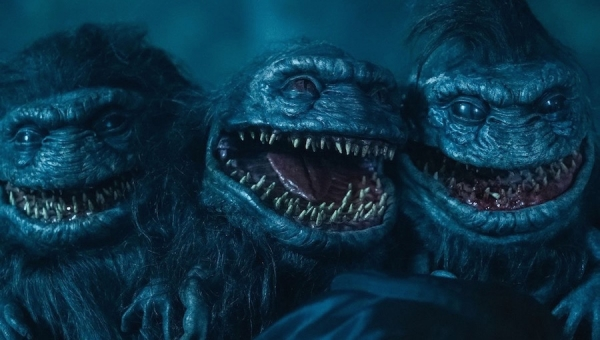 SDCC 2019: Tashiana Washington Takes on the 'Wost Babysitting Gig EVER' in 'Critters Attack'