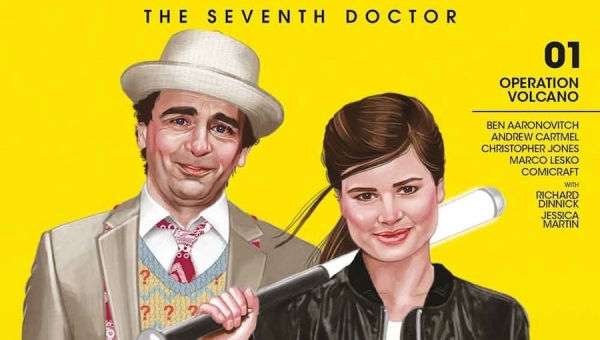 'Doctor Who: Seventh Doctor #1' - Comic Book Review